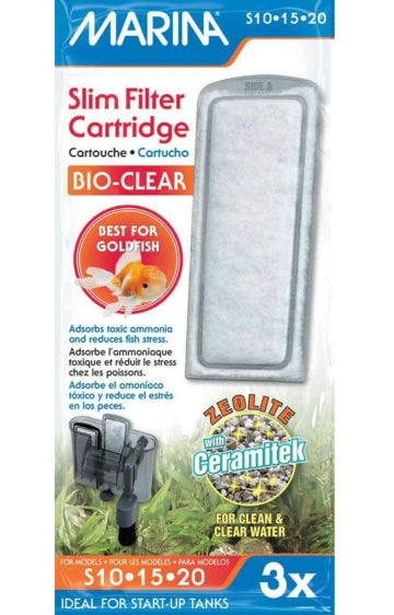 Marina Bio-Clear Slim Filter Cartridge