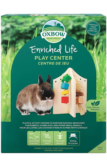 Oxbow Enriched Life Play Center Large