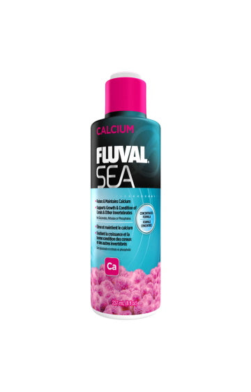 Hagen Fluval Sea Calcium - 8 fl oz