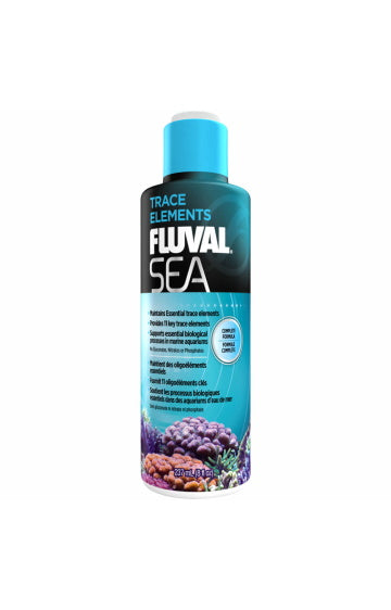 Hagen Fluval Sea Trace Elements - 8 fl oz