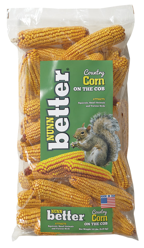 Nunn Better Country Corn on the Cob 14 lb