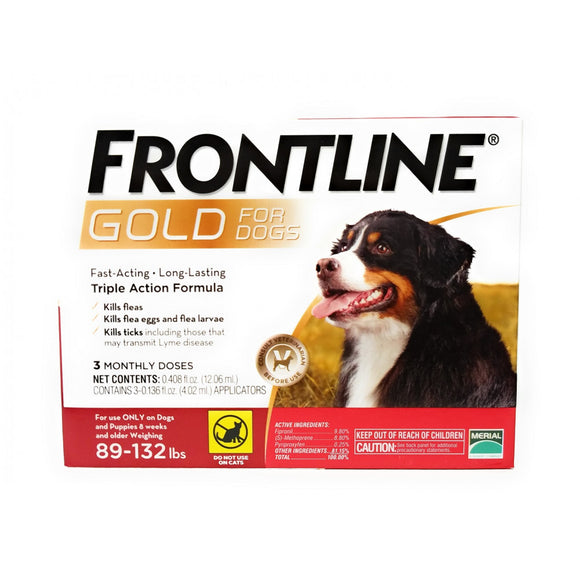 Frontline Gold for Extra Large Dogs