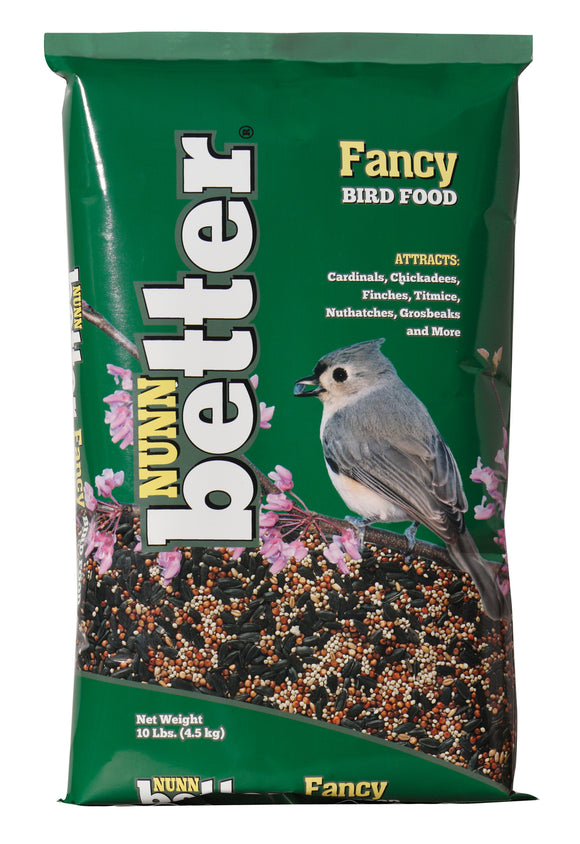 Nunn Better Fancy Bird Food