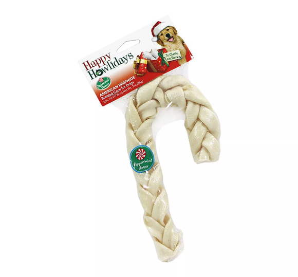 Pet Factory Holiday Beef Cane