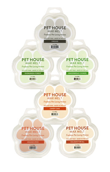 Pet House Holiday Wax Melts