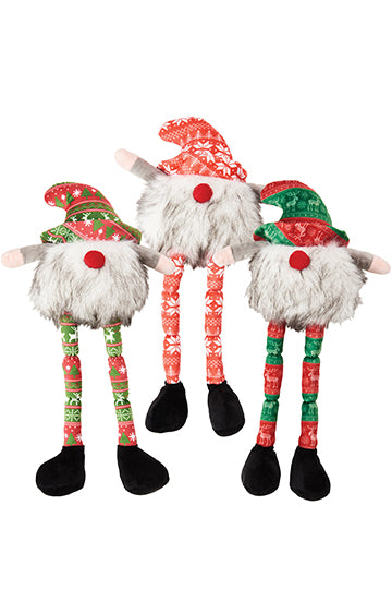 Ethical Holiday Gnomes Long Legs