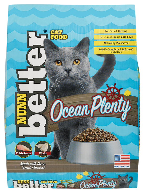 Nunn Better Ocean Plenty Cat Food