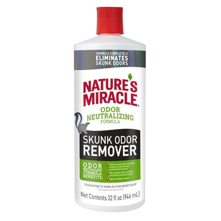 Nature's Miracle Skunk Odor Remover