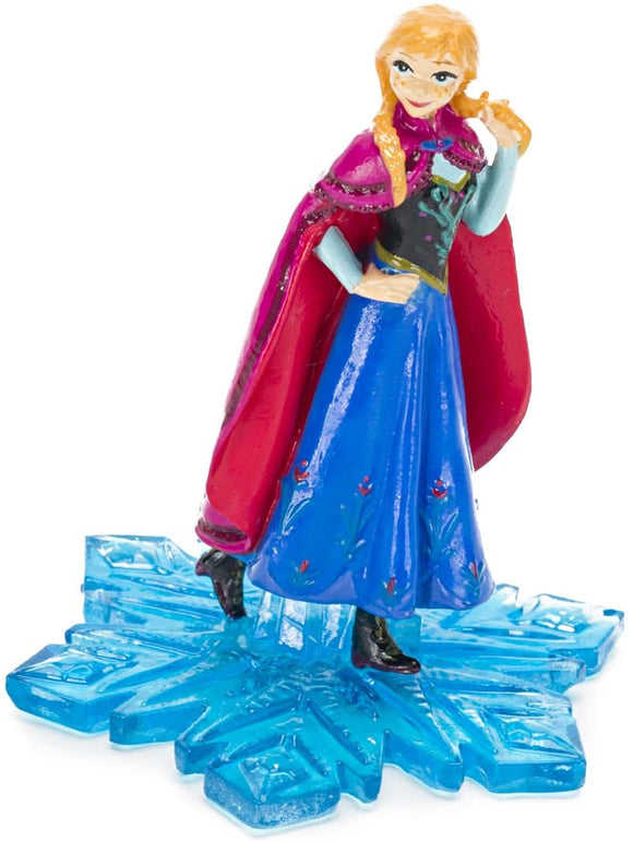 Penn Plax Disney Frozen Mini Anna Aquarium Ornament