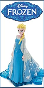 Penn Plax Disney Frozen Mini Elsa Aquarium Ornament