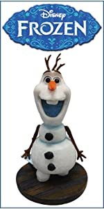 Penn Plax Disney Frozen Mini Olaf Aquarium Ornament