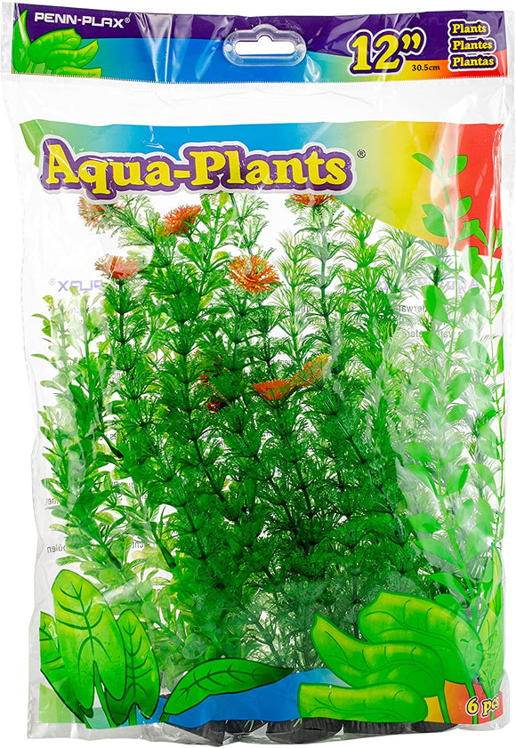 Penn-Plax Green Aquaplant