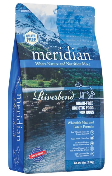 Meridian Riverbend Whitefish Meal & Potato