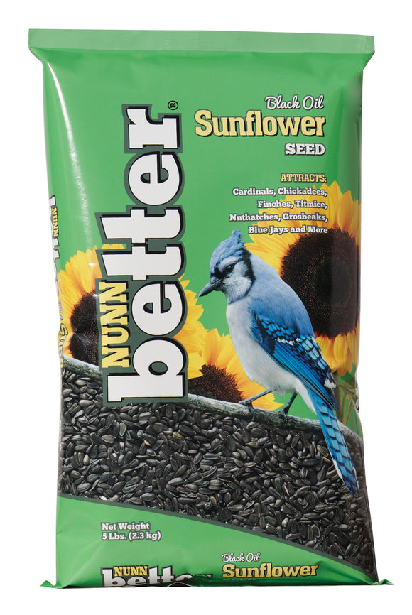 Nunn Better Black Oil Sunflower Seed