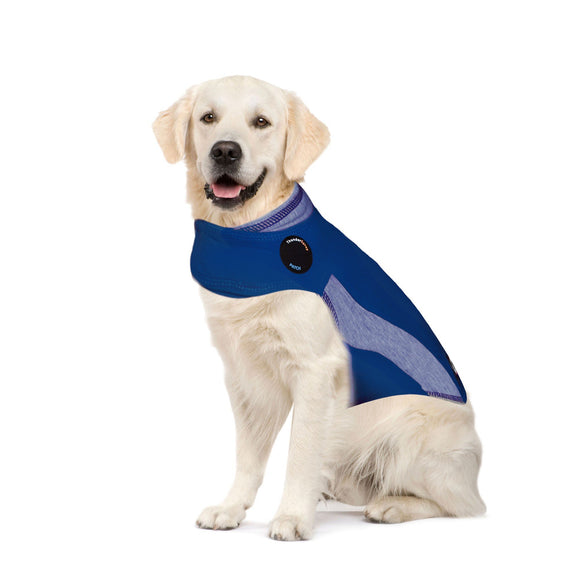 ThunderShirt for Dogs - Blue Polo