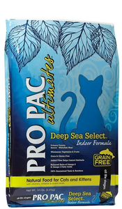 PRO PAC Grain Free Ultimates Deep Sea Select Dry Cat Food
