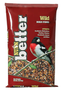 Nunn Better Wild Bird Food