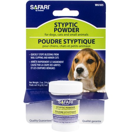 Safari Pet Styptic Powder