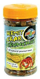 Zoo Med Hermit Crab Crunchies