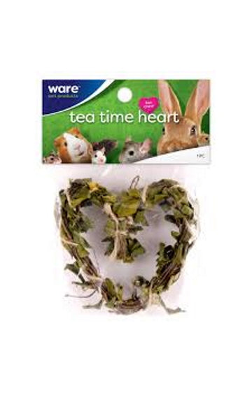 Ware Tea Time Heart