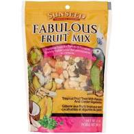 SunSeed Fabulous Fruit Mix 12 oz