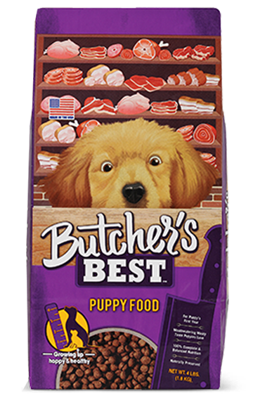 Butchers Best Puppy Food