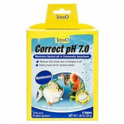 Tetra Correct pH 7.0 Freshwater Conditioner