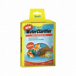 Tetra Water Clarifier Tablets