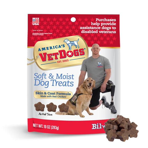 Bil-Jac VetDogs Dog Treats