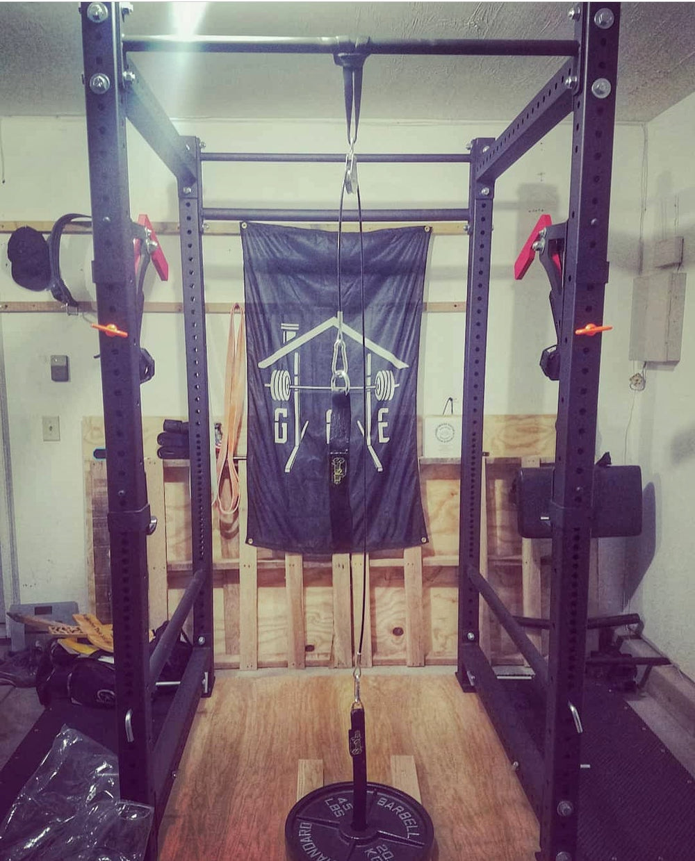 Grow your gym u garage gym experiment