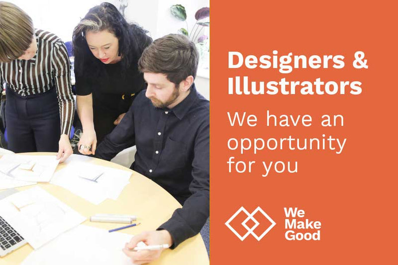 Contract opportunity for designer/illustrator!