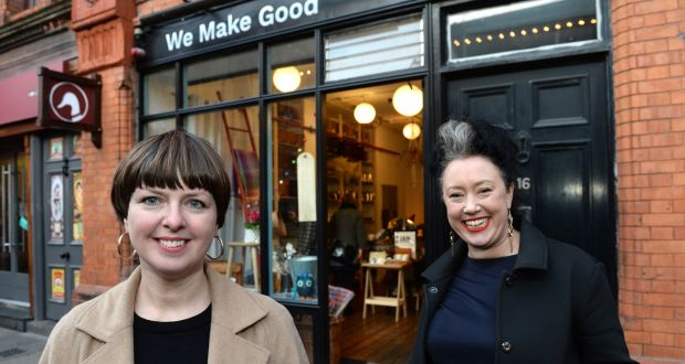 We Make Good, the social enterprise linking designers and makers