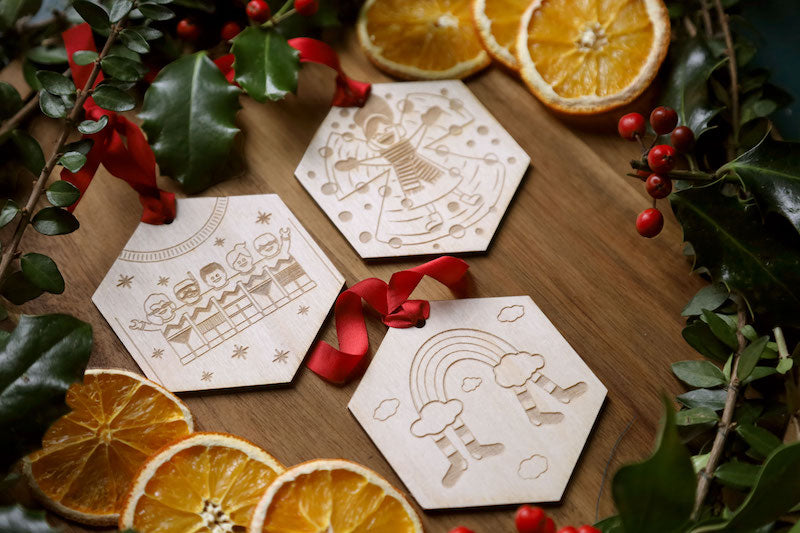 12 Days of Christmas Decoration - Neasa Tierney