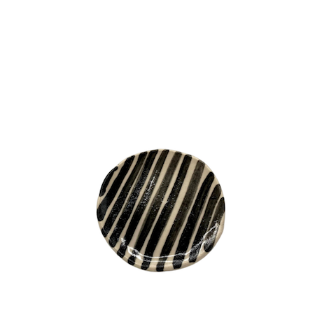 Striped Mini Plate