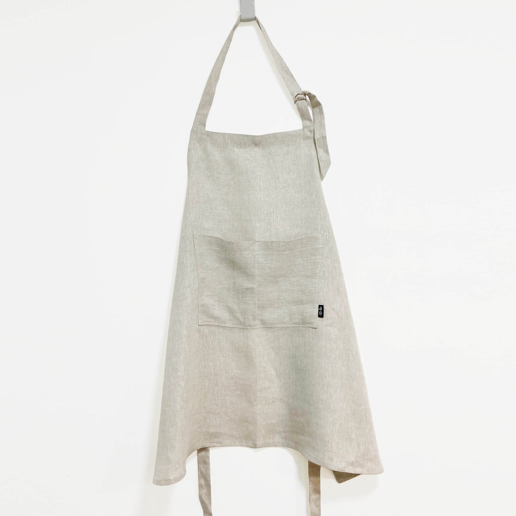 Irish Linen Apron