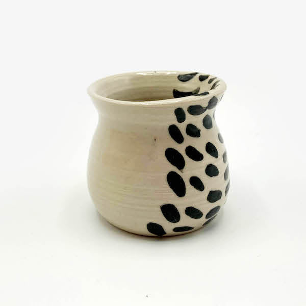 Dappled Egg Cup