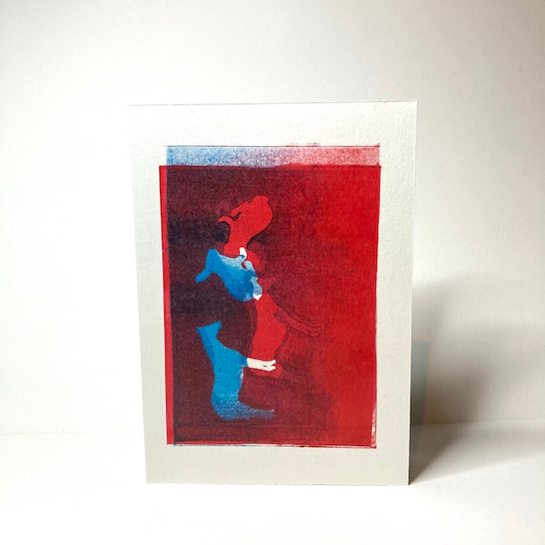 Love II - Greeting Card