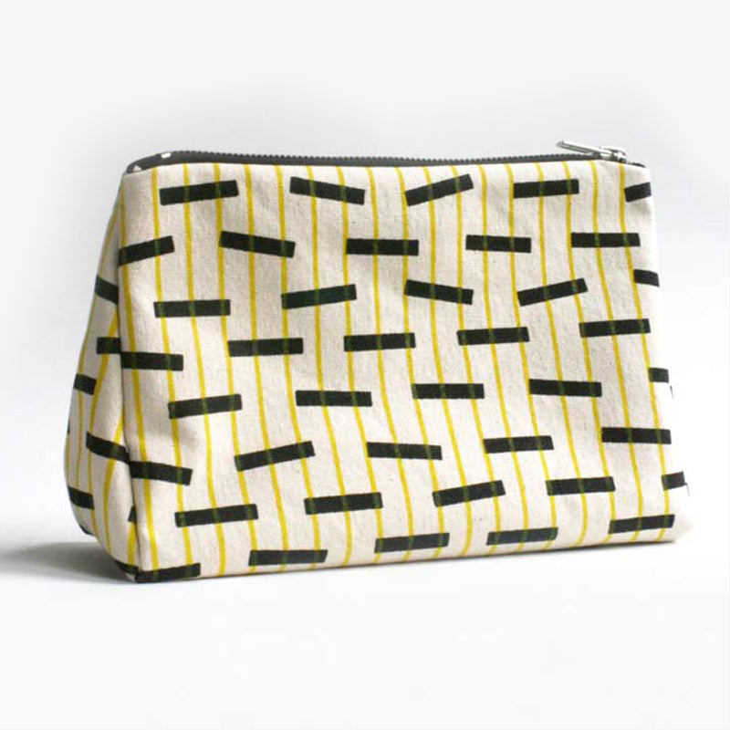 Screen Printed Wash Bag
