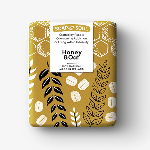 Soap With Soul - Honey & Oat