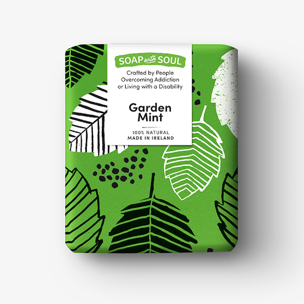Soap With Soul - Garden Mint