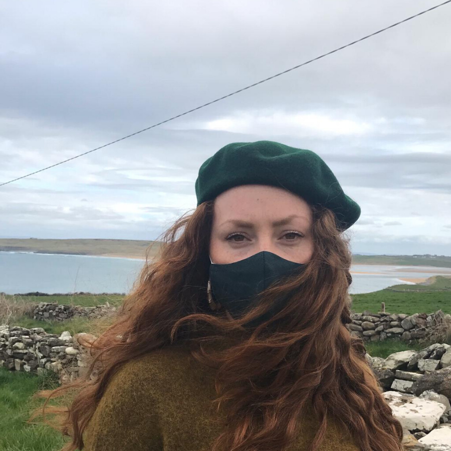 Cloth Masks: One Mask for you / One Mask for Direct Provision
