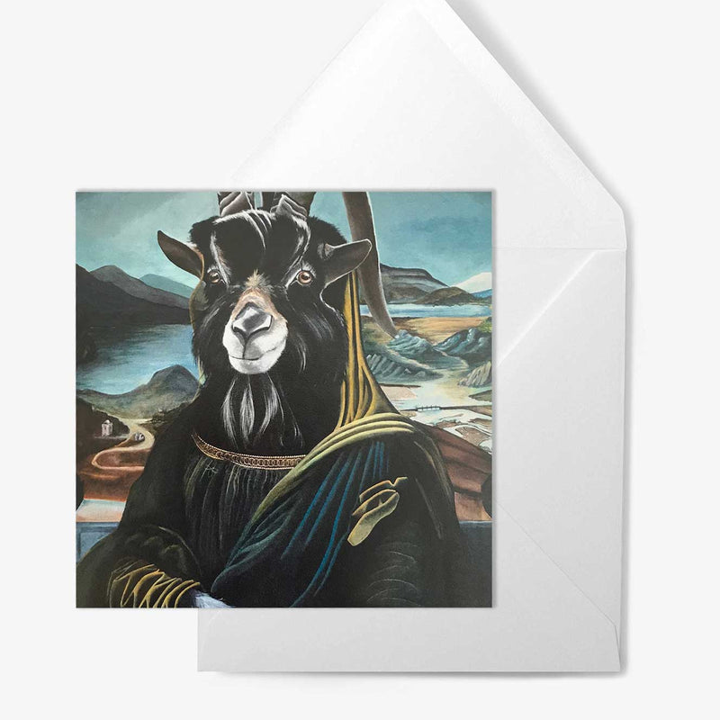 Goat Master Cards