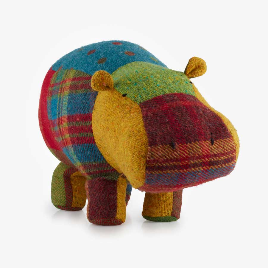 Patchwork Pals - Hippo