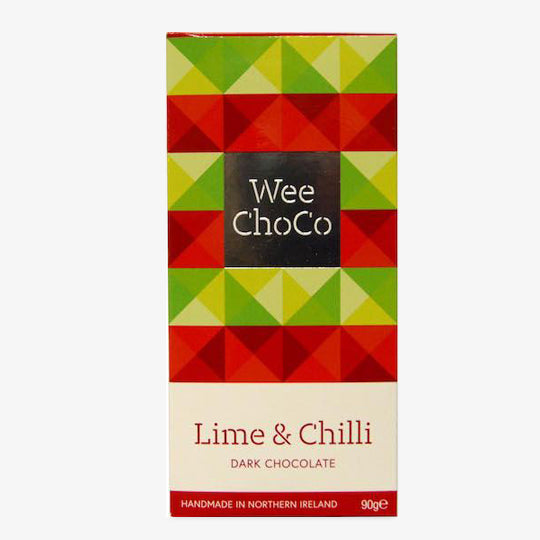 Wee ChoCo - Lime & Chilli
