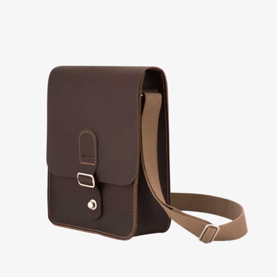 Samson Small Messenger Bag