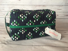 Cosmetic Boxed Zipper Bag