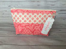 Cosmetic Bag - Small Flat Bottom