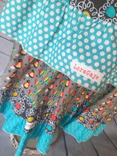 Skirt Outfit Crazy Bird Ruffle