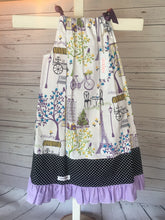 DRESS Grow With Me Dress - French Market- Purple