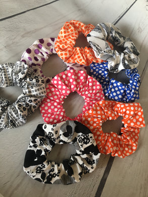 Scrunchies RETRO